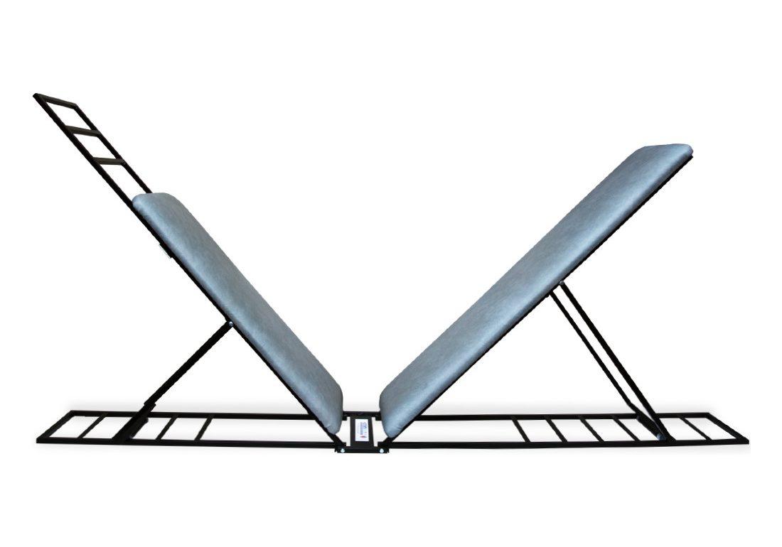 table d'étirement physiostretch modèle série